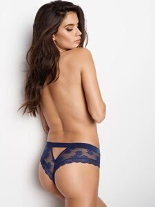 Трусики Cheeky Velvet  Lace Victoria`s Secret