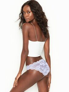 Трусики Scalloped Lace Cheekini Victoria`s Secret