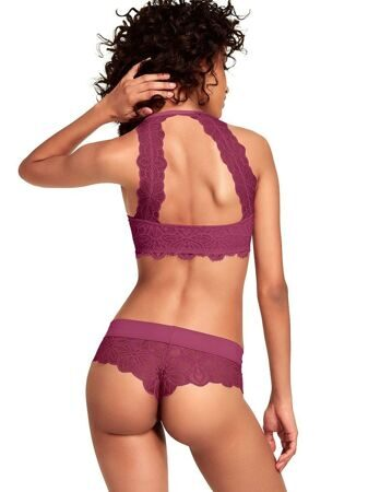 Трусики Cheekster Date Lace Victoria`s Secret (PINK)
