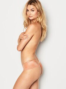 Трусики Strappy Cheeky Victoria`s Secret