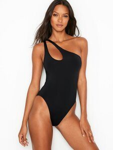Купальник Cutout Shoulder One-Piece Victoria`s Secret